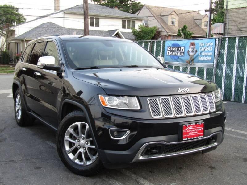 2014 Jeep Grand Cherokee for sale in Lodi, NJ