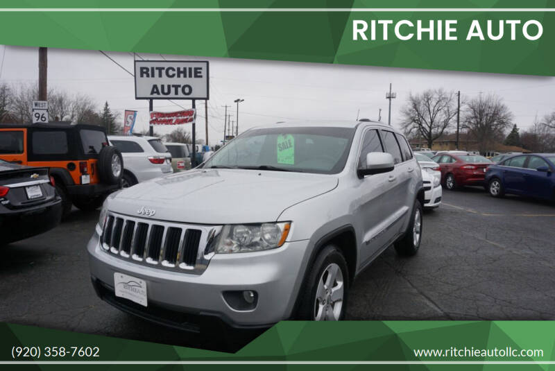 2011 Jeep Grand Cherokee for sale at Ritchie Auto in Appleton WI