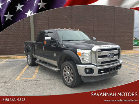 2011 Ford F-350 Super Duty for sale at Savannah Motors in Cahokia IL
