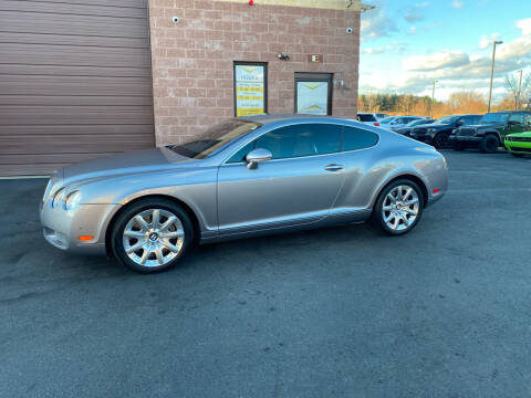 2005 Bentley Continental for sale at CarNu  Sales in Warminster PA