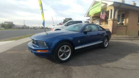 2006 Ford Mustang for sale at Everett Automotive Group in Pleasant Grove UT