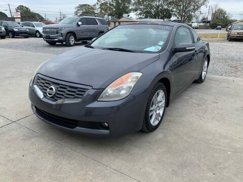 2008 Nissan Altima for sale at Bayou Motors Inc in Houma LA
