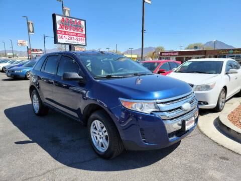 2012 Ford Edge for sale at ATLAS MOTORS INC in Salt Lake City UT