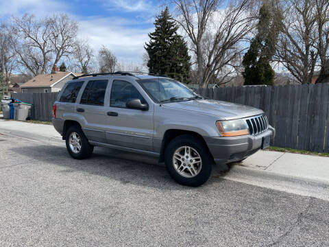 2000 Jeep Grand Cherokee for sale at Ace Auto Sales in Boise ID