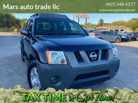 2008 Nissan Xterra for sale at Mars auto trade llc in Kissimmee FL
