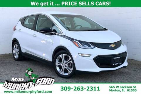 2017 Chevrolet Bolt EV for sale at Mike Murphy Ford in Morton IL