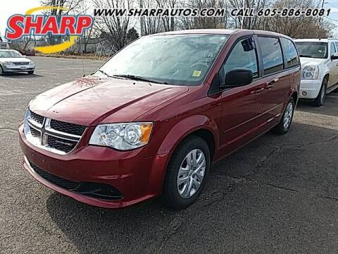 2014 Dodge Grand Caravan for sale at Sharp Automotive in Watertown SD
