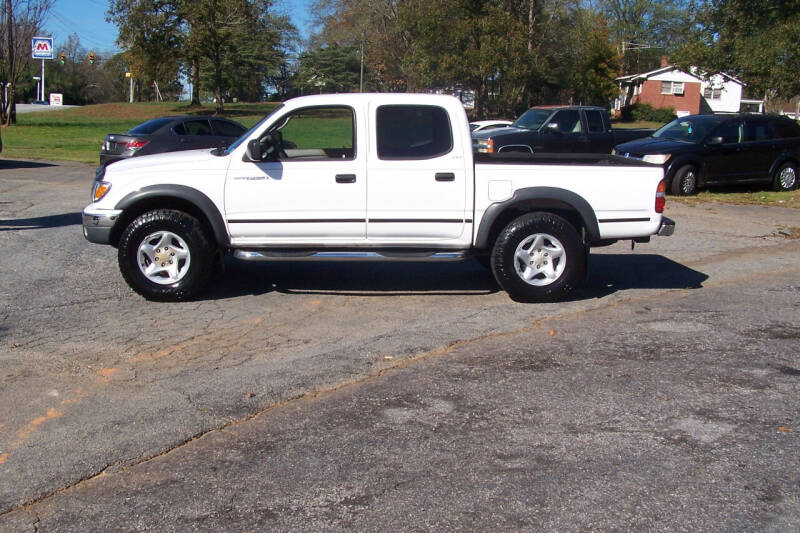2004 Toyota Tacoma 4dr Double Cab PreRunner V6 Rwd SB - Union SC