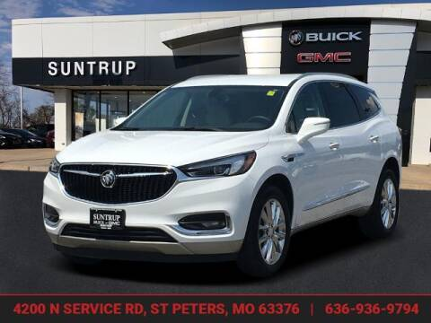 2020 Buick Enclave for sale at SUNTRUP BUICK GMC in Saint Peters MO