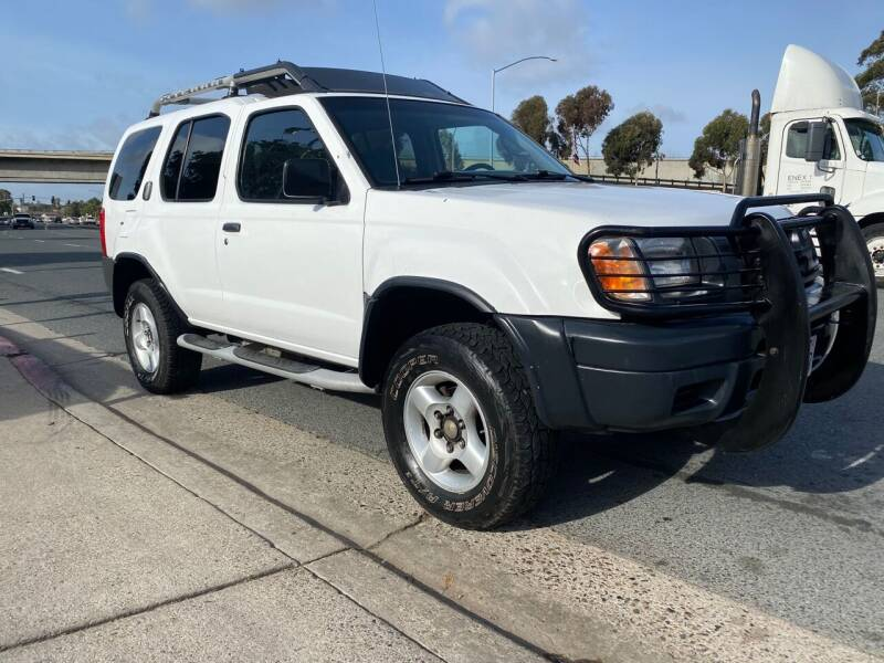2000 Nissan Xterra for sale at Beyer Enterprise in San Ysidro CA