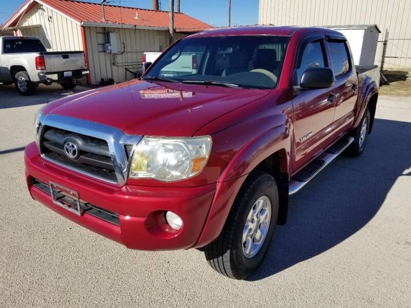 2007 Toyota Tacoma for sale at Key City Motors in Abilene TX