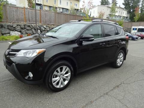 2013 Toyota RAV4 for sale at Prudent Autodeals Inc. in Seattle WA