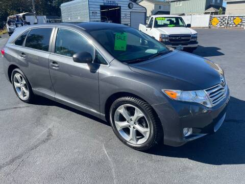 2009 Toyota Venza for sale at 3 BOYS CLASSIC TOWING and Auto Sales in Grants Pass OR