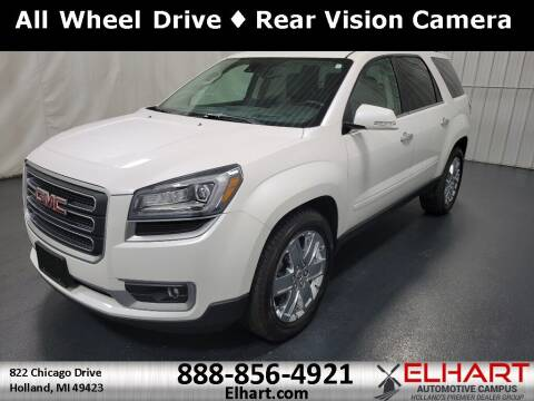 2017 GMC Acadia Limited for sale at Elhart Automotive Campus in Holland MI