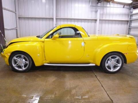 2004 Chevrolet SSR for sale at East Coast Auto Source Inc. in Bedford VA