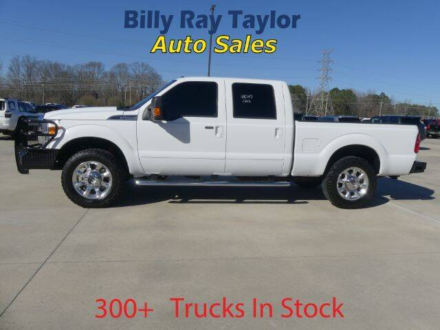 2016 Ford F-250 Super Duty for sale at Billy Ray Taylor Auto Sales in Cullman AL