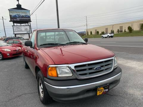 2004 Ford F-150 Heritage for sale at A & D Auto Group LLC in Carlisle PA