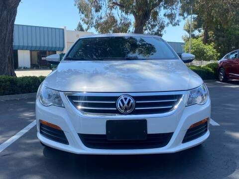 2011 Volkswagen CC for sale at CARFORNIA SOLUTIONS in Hayward CA