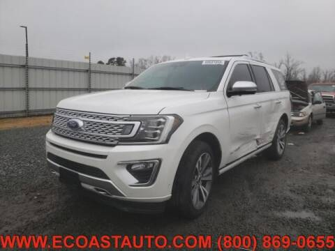2018 Ford Expedition for sale at East Coast Auto Source Inc. in Bedford VA
