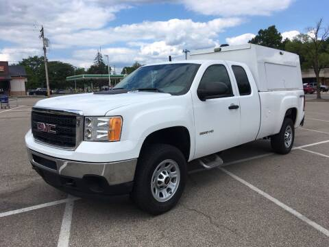 2011 GMC Sierra 3500HD for sale at Borderline Auto Sales in Loveland OH