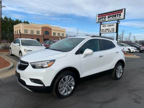 2018 Buick Encore for sale at Auto Sports in Hickory NC