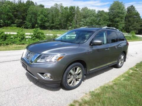 2015 Nissan Pathfinder for sale at Renaissance Auto Wholesalers in Newmarket NH