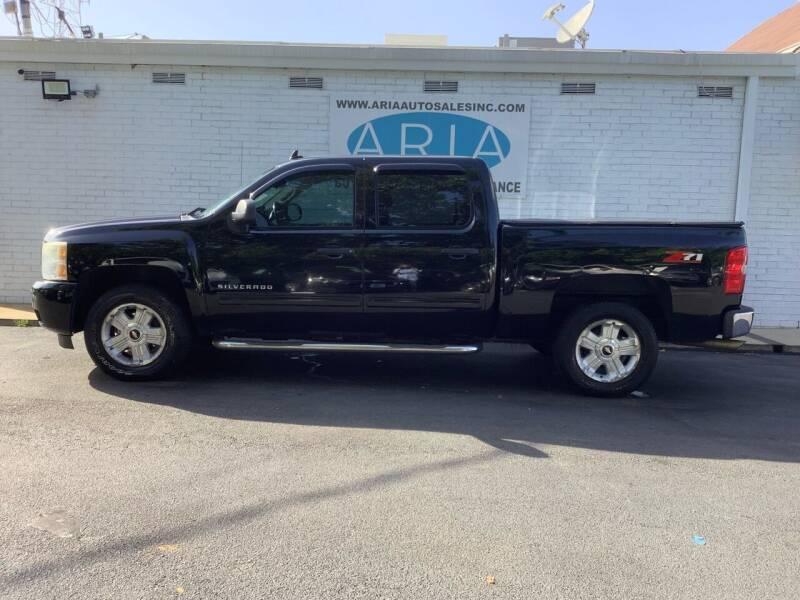 2010 Chevrolet Silverado 1500 for sale at ARIA AUTO SALES INC.COM in Raleigh NC