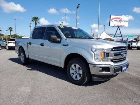 2018 Ford F-150 for sale at All Star Mitsubishi in Corpus Christi TX