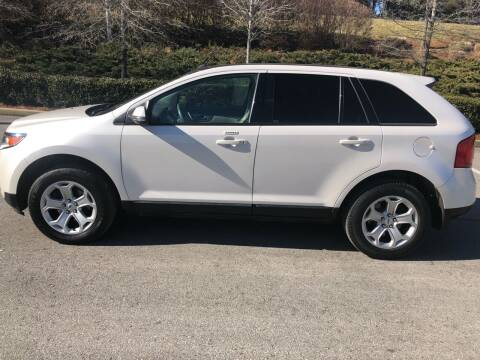 2012 Ford Edge for sale at Ron's Auto Sales (DBA Paul's Trading Station) in Mount Juliet TN