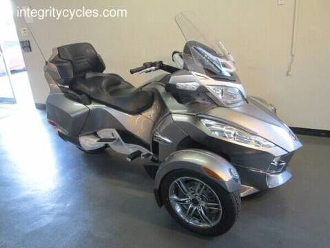 2011 Can-Am SPYDER RT-S SM5 for sale at INTEGRITY CYCLES LLC in Columbus OH