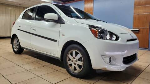 2014 Mitsubishi Mirage for sale at Adams Auto Group Inc. in Charlotte NC