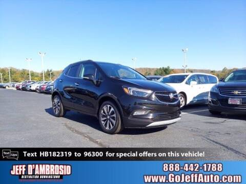 2017 Buick Encore for sale at Jeff D'Ambrosio Auto Group in Downingtown PA