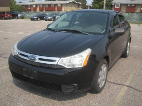 2011 Ford Focus for sale at ELITE AUTOMOTIVE in Euclid OH