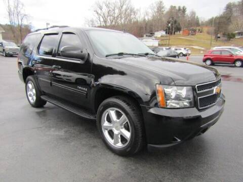 2014 Chevrolet Tahoe for sale at Specialty Car Company in North Wilkesboro NC