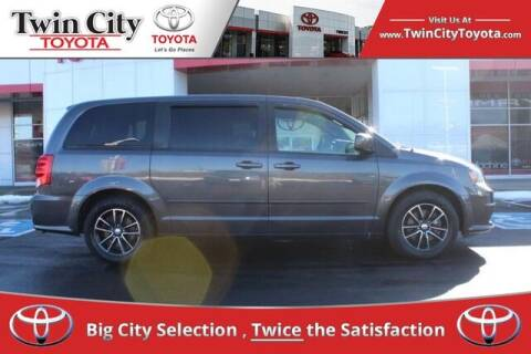 2016 Dodge Grand Caravan for sale at Twin City Toyota in Herculaneum MO
