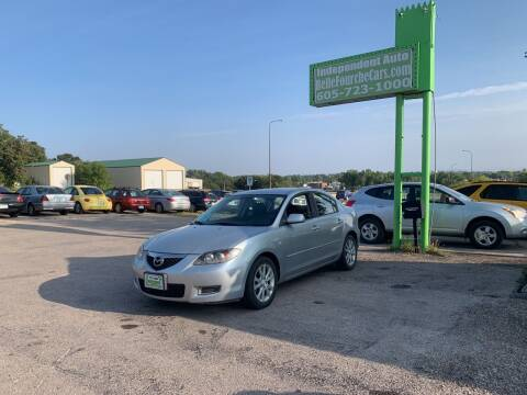 2007 Mazda MAZDA3 for sale at Independent Auto in Belle Fourche SD