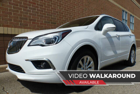 2017 Buick Envision for sale at Macomb Automotive Group in New Haven MI