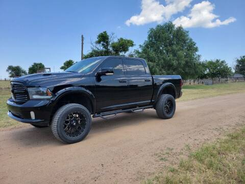 2015 RAM Ram Pickup 1500 for sale at TNT Auto in Coldwater KS