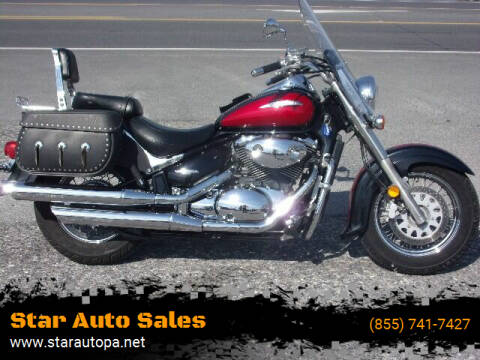 2001 Suzuki Intruder for sale at Star Auto Sales in Fayetteville PA