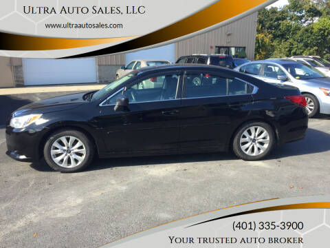 2017 Subaru Legacy for sale at Ultra Auto Sales, LLC in Cumberland RI