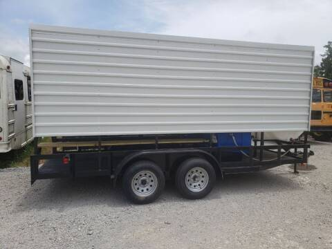 2019 CEN TEX TRAILER OILFIELD COOLING TRAILER for sale at Interstate Bus Sales Inc. in Wallisville TX