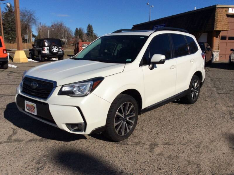 2017 Subaru Forester for sale at MOTORS N MORE in Brainerd MN