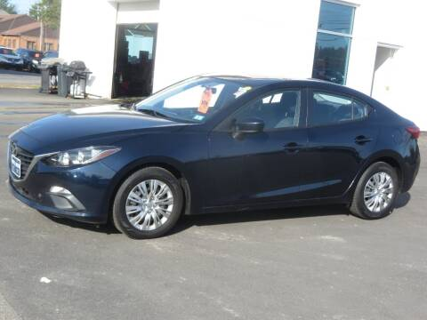 2016 Mazda MAZDA3 for sale at Price Auto Sales 2 in Concord NH