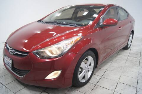 2013 Hyundai Elantra for sale at Sacramento Luxury Motors in Carmichael CA