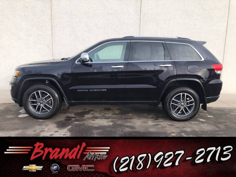 2019 Jeep Grand Cherokee for sale at Brandl GM in Aitkin MN