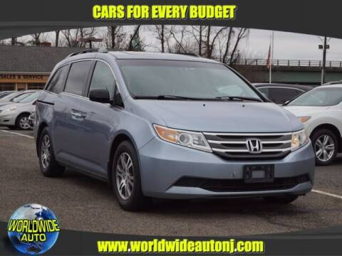 2011 Honda Odyssey for sale at Worldwide Auto in Hamilton NJ