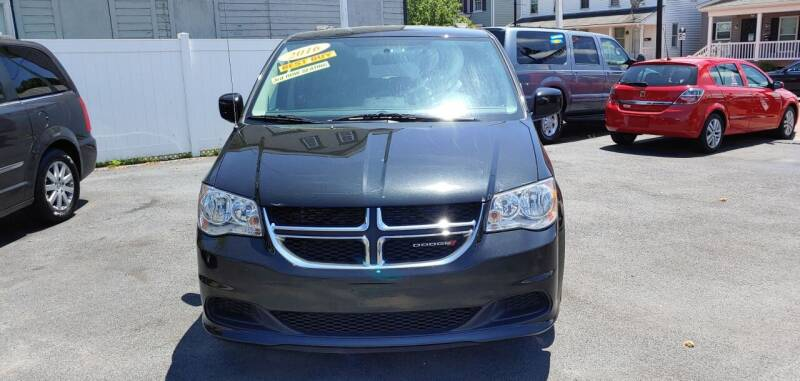 2016 Dodge Grand Caravan for sale at Great Cars in Middletown DE