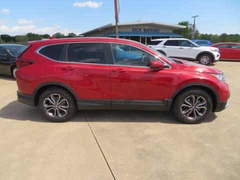 2020 Honda CR-V for sale at DICK BROOKS PRE-OWNED in Lyman SC