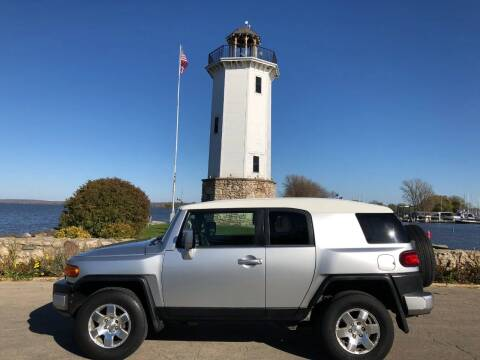 2007 Toyota FJ Cruiser for sale at Firl Auto Sales in Fond Du Lac WI