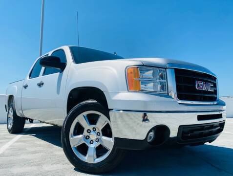 2011 GMC Sierra 1500 for sale at Bay Cars R Us in San Jose CA